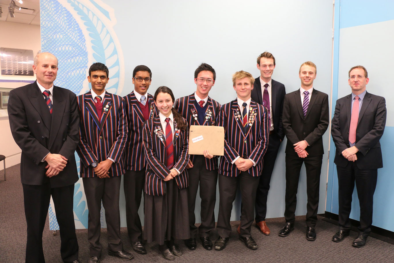 RBNZ MPC Winners 2015 Kings College