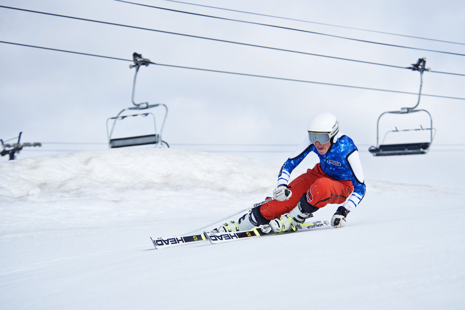 Will Cashmore Skiing 3