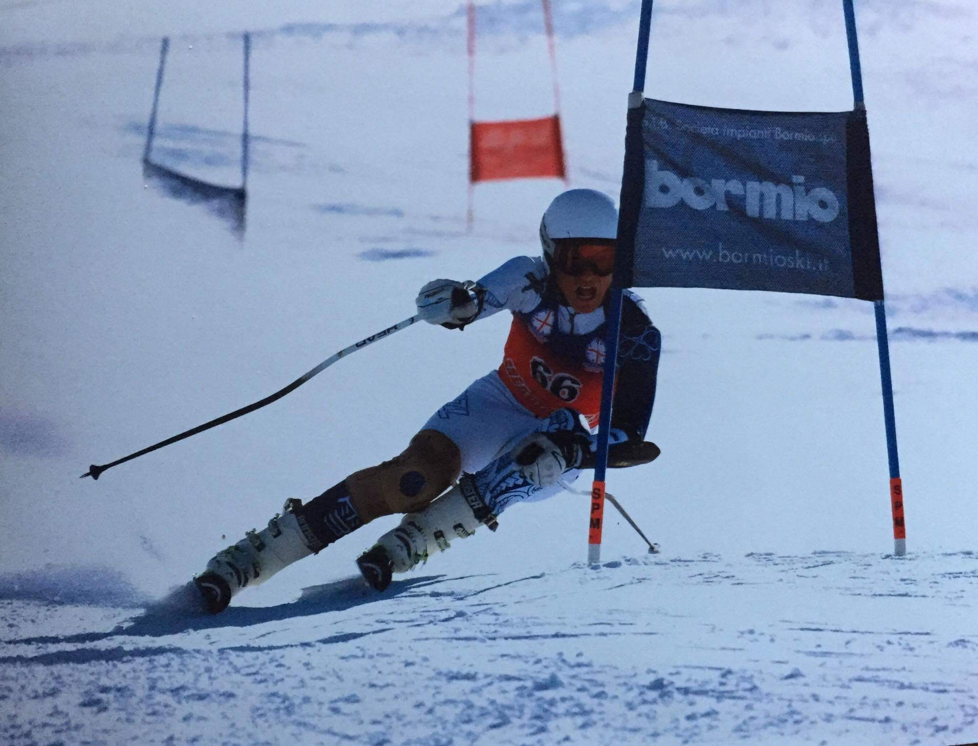 Will Cashmore Skiing 2