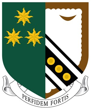 02030104 Our Houses Selwyn House Shield