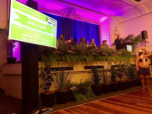 300617 King's Community Service Recognised At Mangere Otahuhu Local Board Community Awards