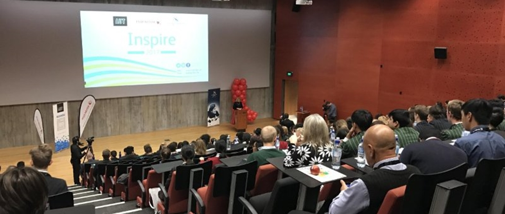 14717 Student Leaders Take Part In Inspire Conference