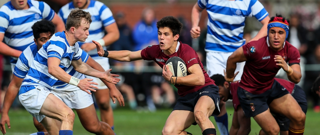 140817 King's First XV vs St Kents