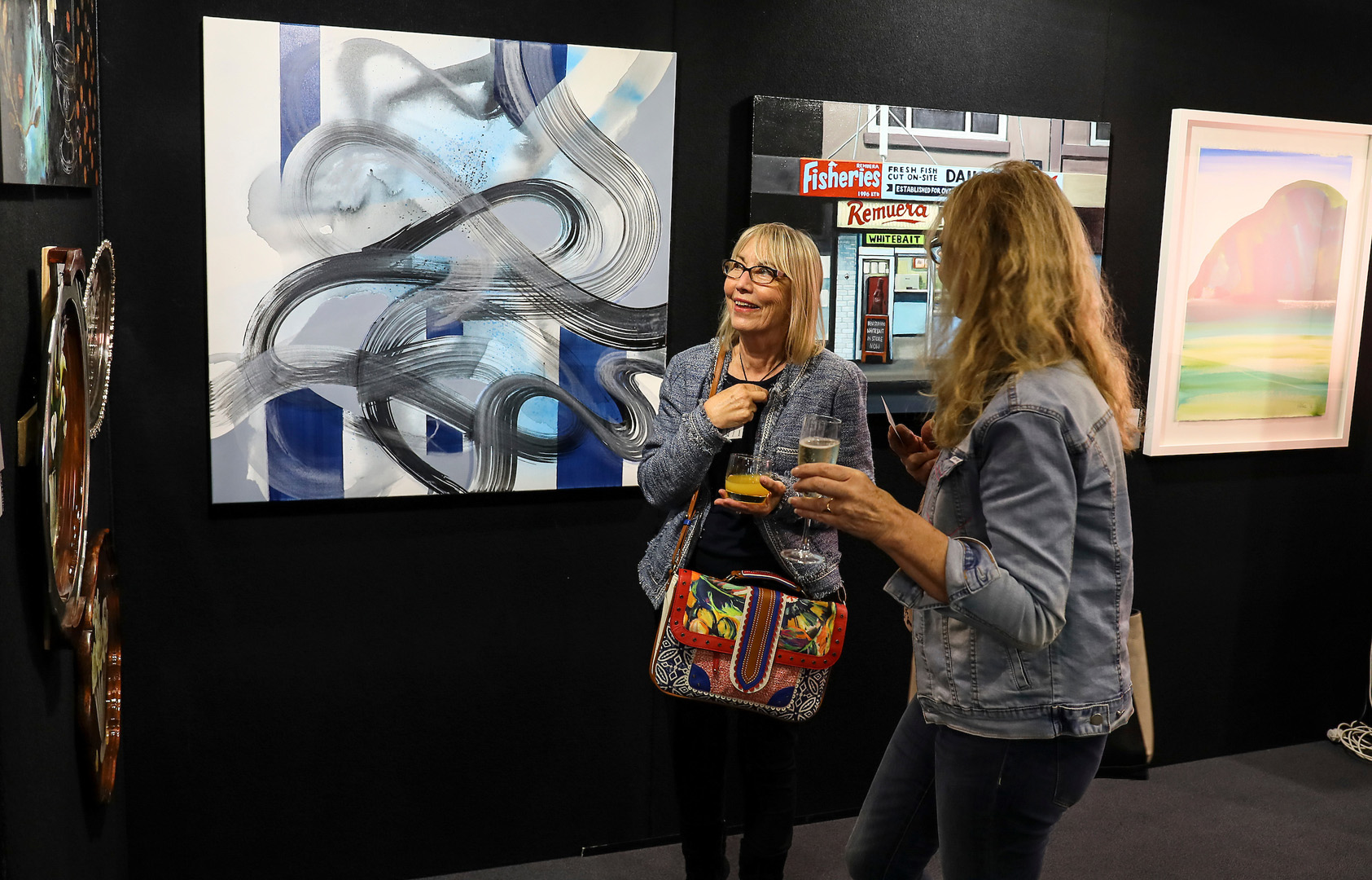 Become a supporter of the 2019 King's College Art Sale - King's College