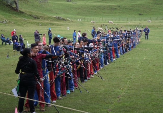 310818The best ever turn out - more than 120 archers.jpg