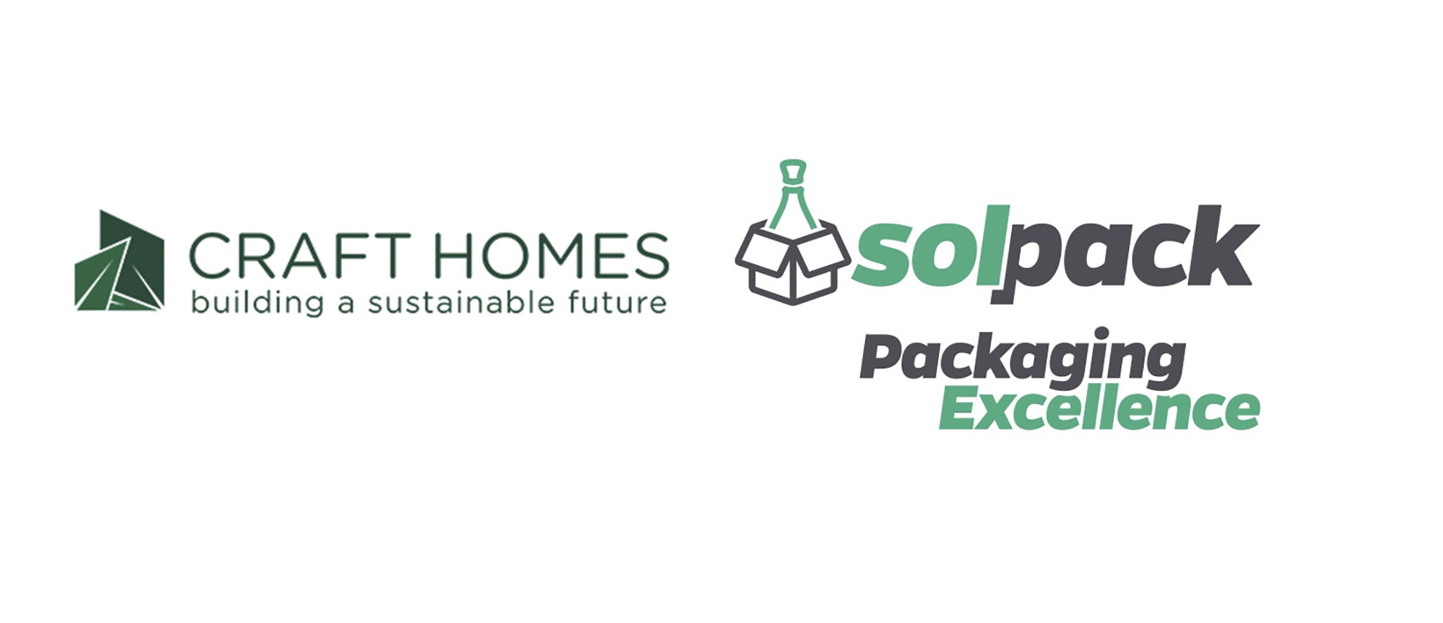 logo solpack and craft homes