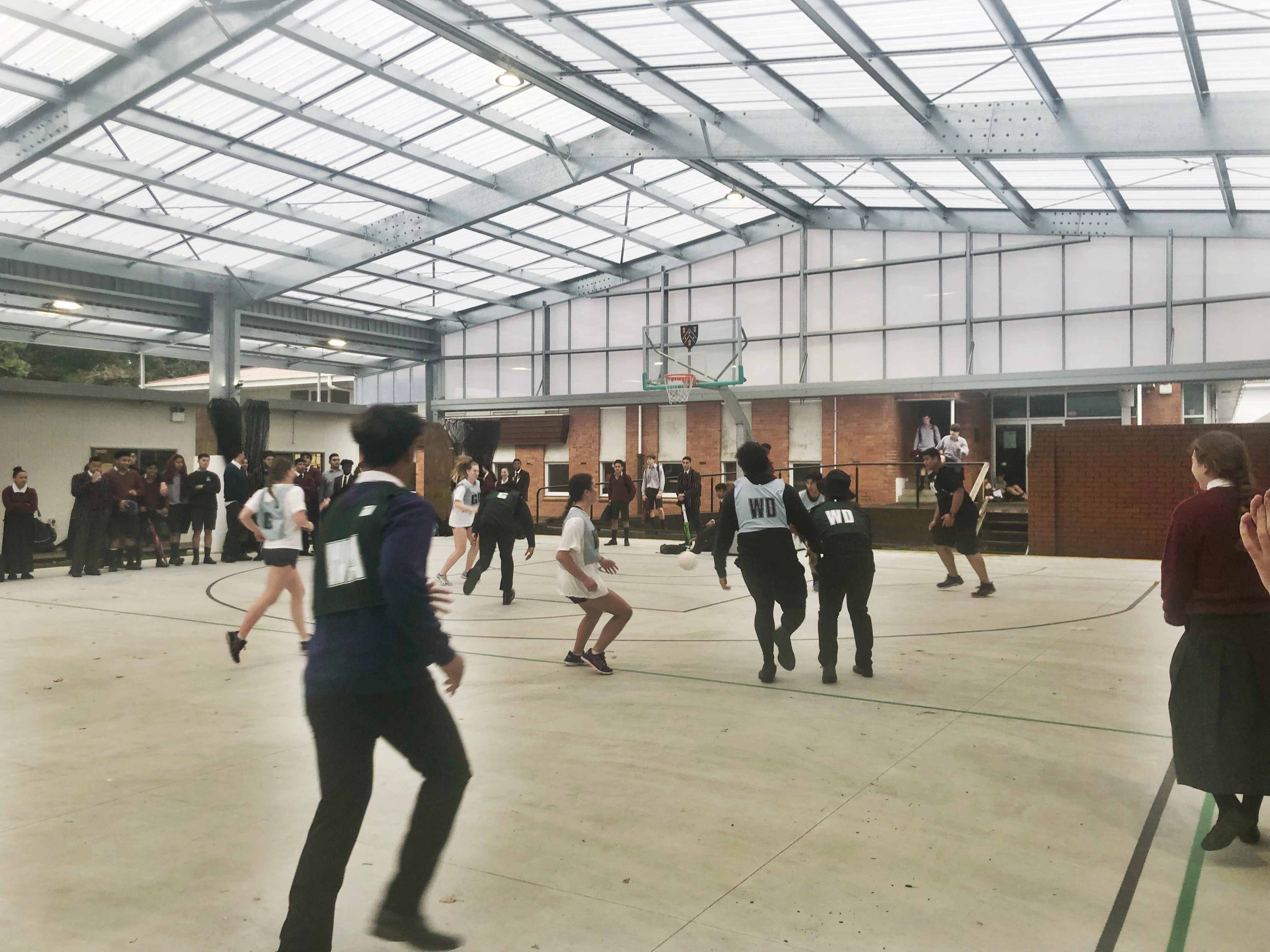 Kings Vs Otahuhu Netball 1