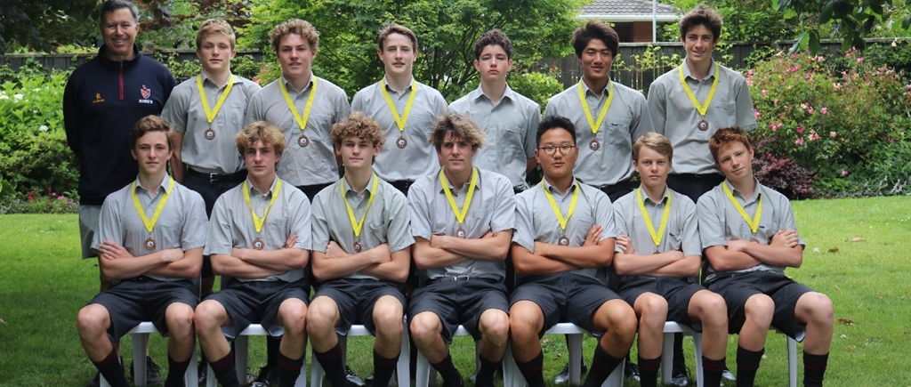 Junior Water Polo Third In North Island For Website