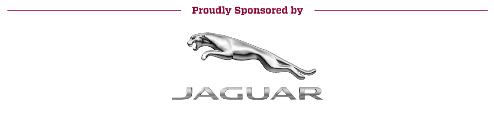Proudly Sponsored By Jaguar