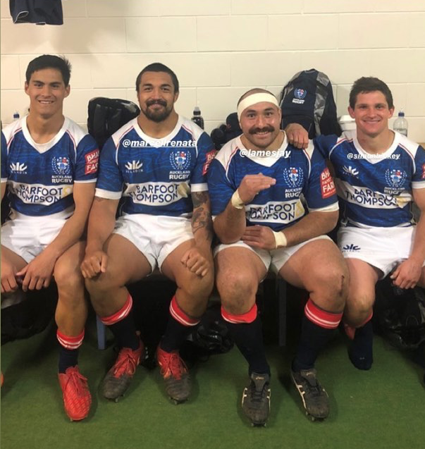 Auckland Rugby Old Collegians 2020
